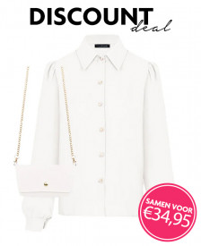 Discount-Deal-Deluxe-Blouse-Tasje-Wit